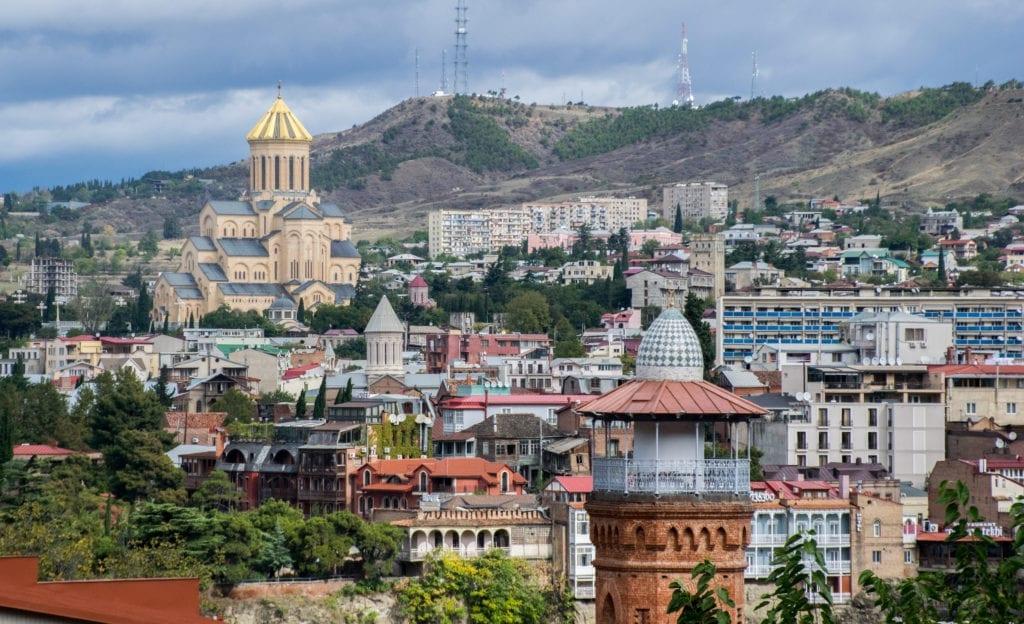 Tbilisi, Biljana Ječmenica