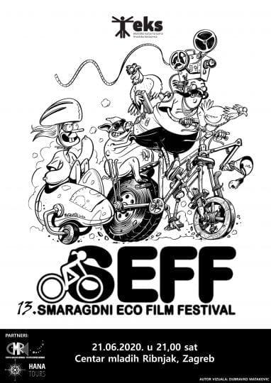Plakat 13. SEFF-a